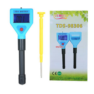 Portable Meter Detection Pen Professional Water Quality Tester Water R2K4 $16.81
