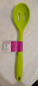 Core Kitchen Silicone Slotted Spoon Lime Green $8.99