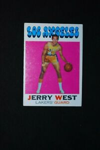 Jerry West Topps #50 Very Nice $20.00