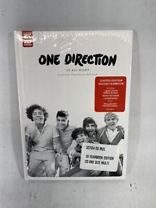 NEW Up All Night Deluxe Edition by One Direction UK CD 2012 Columbia USA $16.30