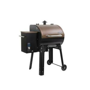 Camp Chef Pellet Grill Steel Electrical Ignition Air Vents Wheels Grease Pan