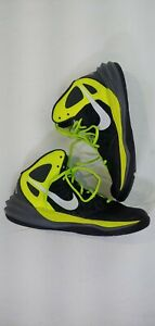 NIKE Prime Hype DF Basketball Shoe US Size 8 683705 001 used sneakers high top