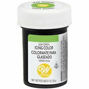 Wilton Leaf Green Icing Color 1 oz. Green Food Coloring $6.14