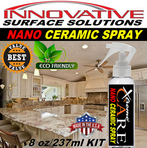 GRANITE COUNTER TOP POLISH amp; SEALER ALL IN ONE STAIN ANTIMICROBIAL PROTECTION $29.95