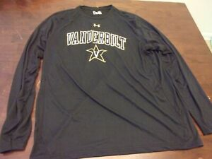 Vanderbilt Commodores gently used mens Under Armour XL loose long sleeve t shirt $17.99