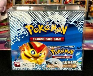 Pokemon Booster Box Protector Plastic Display 5pc Clear Protective Cases XY $39.99