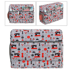 Universal Quilted Sewing Machine Cover Carrying Organizer Protective Bag $16.12