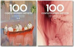 100 Contemporary Artists A Z by Hans Werner Holzwarth *Ships FREE $59.50