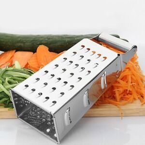 Coconut Carrot Hand Grater Scraper Shredder Potato Fruit Peeler Food Slicer C $17.67