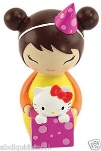 NEW Hello Kitty Kipi Momiji Message Doll Birthday Sanrio NEW IN BOX