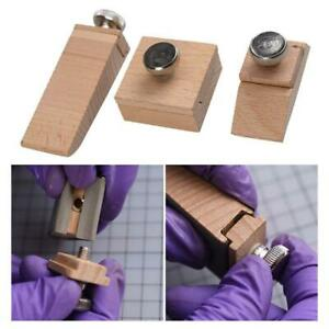 Sandpaper Grinding Block Leather Craft Edge Polishing Gadget Sewing Holder Tool $5.43