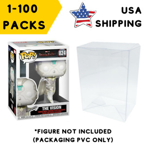 Lot 5 20 60 100 Collectibles Funko Pop Protector Case for 4quot; inch Vinyl Figures