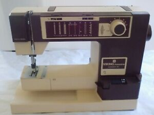 Viking Husqvarna Classica 100 Sewing Machine For Parts Only $175.00