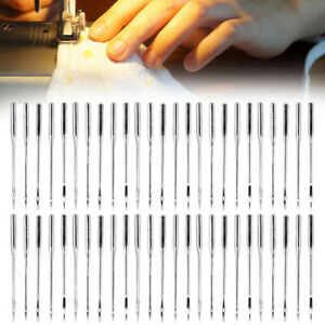 50PCS Home Sewing Machines Needles For Household Brother Singer Kit Accessories C $5.79