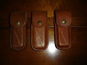 One Leatherman Leather Sheath for the Original Wave One sheath for one price