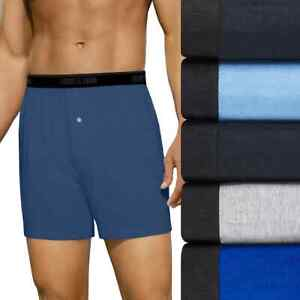Fruit of the Loom knit Boxer 6 Pack