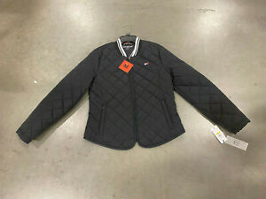 Tommy Hilfiger Women#x27;s Quilted Jacket TP84518J $30.00