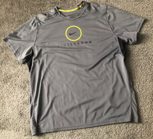 Livestrong Nike Dry Fit Shirt Men's Size XXL ALL SALES ARE FINAL $24.99