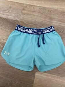 Girls Under Armour Shorts Size Small Euc $8.99