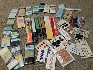 Vintage Sewing Items Misc. Lot $12.59