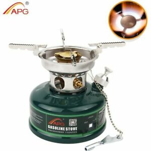 Outdoor Gas Stove Camping Fuel Oil Bottle Picnic Hiking Portable Equipment 500ml