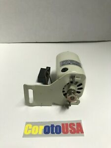 Home Sewing Machine Motor 100W 110V Color Ivory $9.95