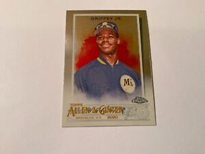 2020 TOPPS ALLEN GINTER CHROME CARDS 1 300 PICK A CARD $1.99