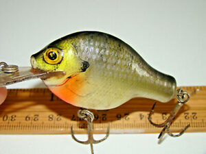 BAGLEY SMALL FRY DEEP DIVING BREAM WITH LEADED BILL
