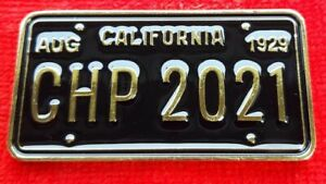 CALIFORNIA HIGHWAY PATROL 2021 CHALLENGE COIN CHP LAPD POLICENOT NYPD $15.00