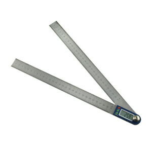 Moore and Wright 300mm 12quot; Digital Angle Protractor Graduation Scale MW506 02 $80.86