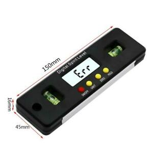 Mini Digital Protractor Angle Finder Inclinometer Electronic Level with Magnetic $17.50