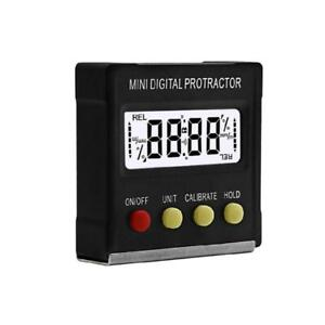 Mini Electronic Digital Display Magnetic Digital Inclinometer Protractor Slope $12.52