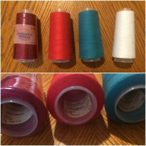 Lot of Assorted Sewing Thread $25.00