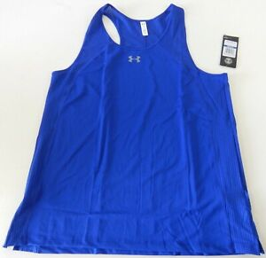 Under Armour Womens UA Game Time Tank Size XL $19.99
