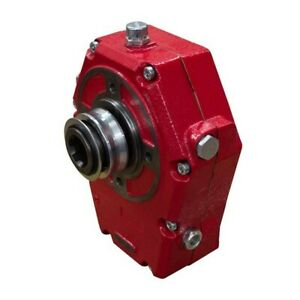 Hydraulic Series 70015 Cast Iron PTO Gearbox Group 3 Female Shaft Ratio 1:3.5 $573.31