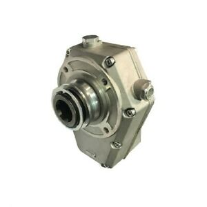 Hydraulic series 60000 PTO Gearbox Group 2 Female Shaft Quick Fitting Ratio 1 $241.36