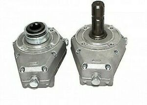 Flowfit Hydraulic PTO Gearbox For Group 2 Pump 1:3.8 Ratio 33 60004 6 $241.36