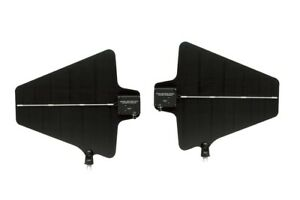 2 Antenna Paddles 470 900MHZ Wist UHF Cordless Mic For SHURE Antenna System $220.00