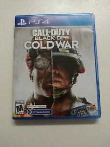 call of duty cold war ps4 $37.00