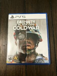 Call of Duty: Black Ops Cold War Sony PlayStation 5 PS5 $43.99
