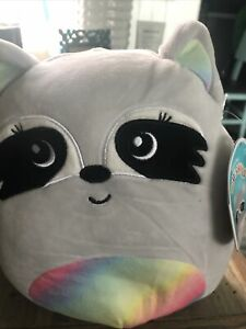 NWT Max the Raccoon Squishmallow 8'