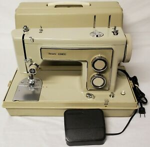 Vintage Sears Kenmore 158.13180 Home Electric Heavy Duty Sewing Machine CLEAN $179.99