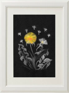 quot;Dandelionsquot; Painting with wool kit WA 0142 $17.60