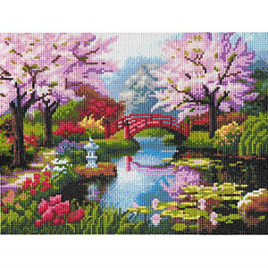 Full Drill Diamond Painting Kits for Adults Diamond Art Paint with Round DIY Kit $6.55