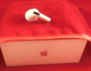 APPLE AIRPOD PRO RIGHT EARBUD ONLY MWP22AM A AUTHENTIC $59.95