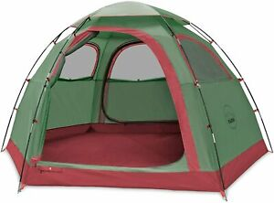 KAZOO Outdoor Camping Tent 4 Person Waterproof Camping Tents Easy Setup Four Man