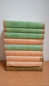 Collection Set Lot of 9 Plato LOEB Classical Library Books $169.99