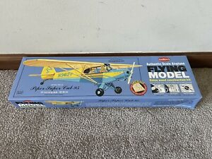 Guillows Authentic Scale Airplane Flying Model Piper Super Cub 95 Kit # 303 LC