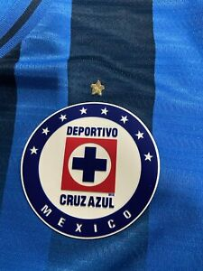 Authentic Joma Official Cruz Azul 2021 22 1st 2nd and 3rd Jerseys $83.95
