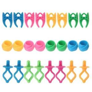 24pcs set Sewing Bobbin Clips Clamps Thread Spool Huggers Holder for Embroidery $6.30